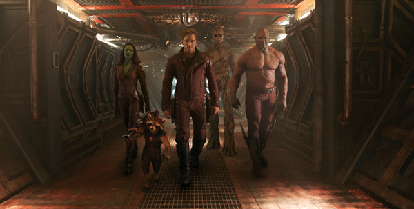 Guardians of the Galaxy 2014 teaser