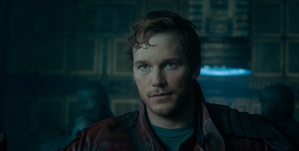 Star Lord Guardians of the Galaxy Chris Pratt