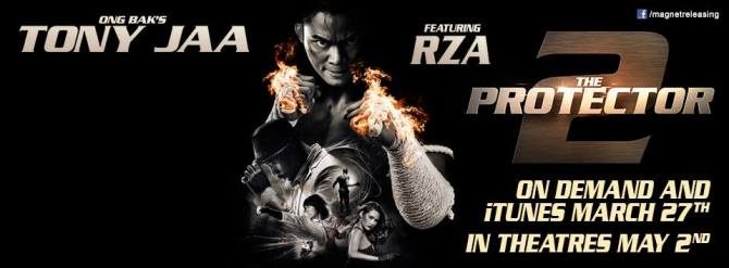 Warrior King 2 Protector 2 Tony Jaa