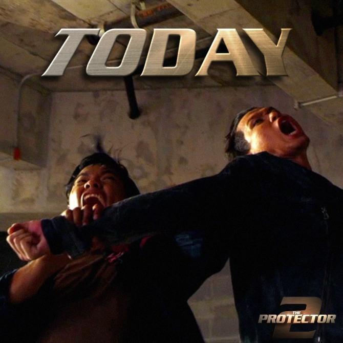 Warrior King 2 Tony Jaa Protector 2