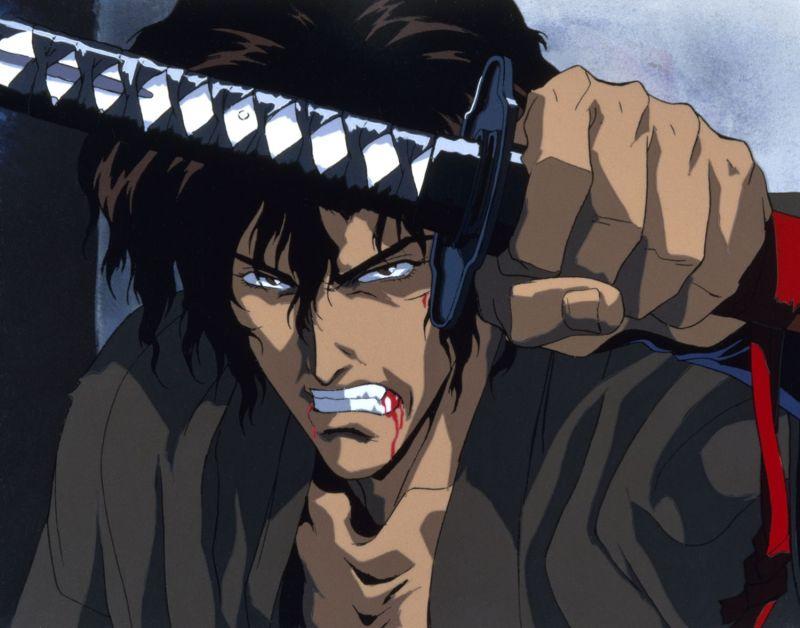 Ninja Scroll Jubei with Sword