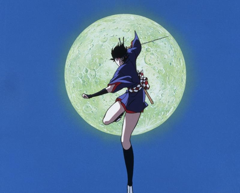 Ninja Scroll Kigero