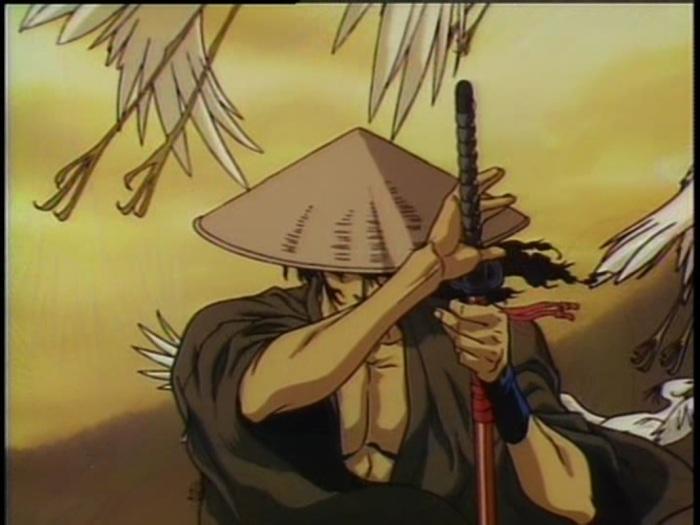 Ninja Scroll Jubei Sword