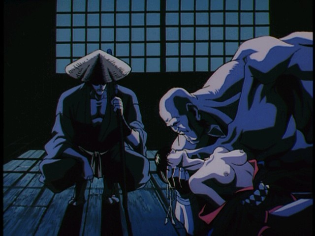 Review: Ninja Scroll (1993) | The - 72.3KB