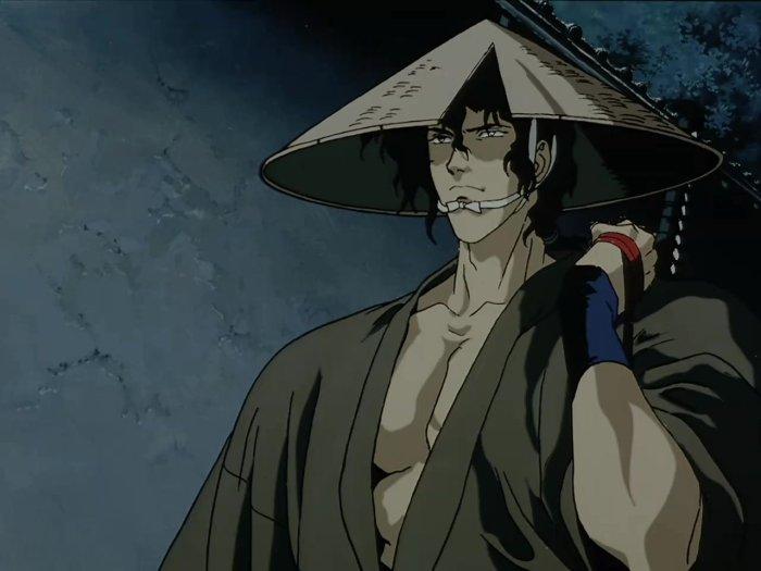 Ninja Scroll Jubei