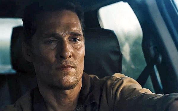 Matthew McConaughey Interstellar 2014