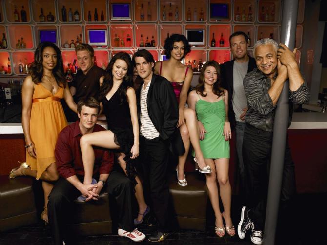 Firefly Original Cast