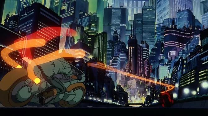 Akira Neo Tokyo
