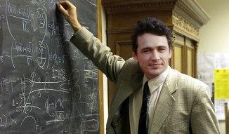 James Franco Teaches