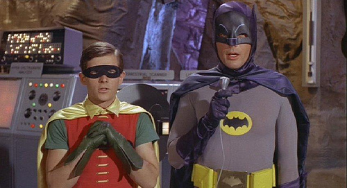batman and robin tv