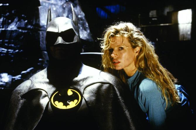Batman Kim Basinger Michael Keaton