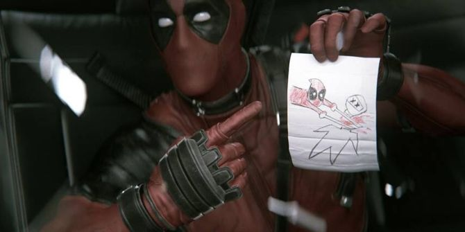 Deadpool Test Footage Ryan Reynolds Funny