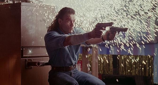 JCVD Jean-Claude Van Damme Hard Target
