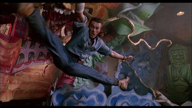 Jean-Claude Van Damme JCVD Hard Target