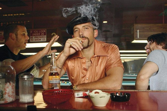 Smokin Aces Ben Affleck