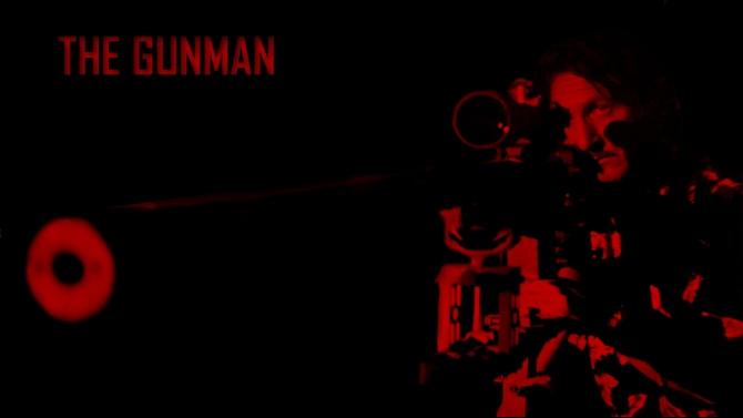 The Gunman 2015 poster Sean Penn