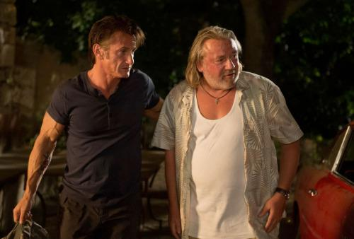 The Gunman 2015 Ray Winstone Sean Penn