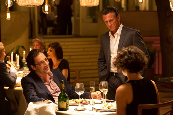 Sean Penn Javier Bardem Jasmine Trinca The Gunman 2015