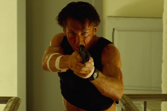 Sean Penn The Gunman 2015