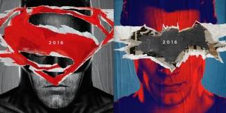 Batman vs Superman SDCC 2015 poster