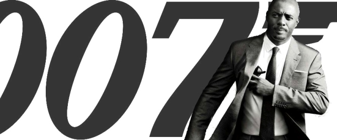 Idris Elba James Bond 007