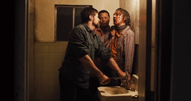 Prisoners Movie Hugh Jackman Paul Dano Terence Howard bathroom scene