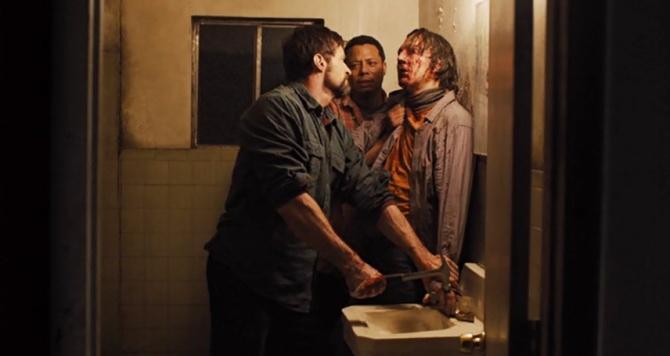 Prisoners Movie Hugh Jackman Paul Dano Terence Howard bathroom scene