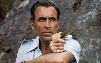 Francisco Scaramanga The Man With the Golden Gun Christopher Lee