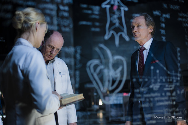 I Frankenstein Bill Nighy Naberius