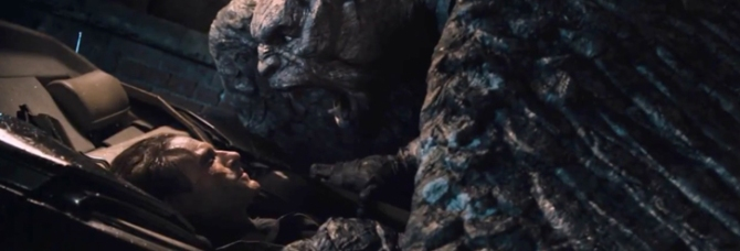 I Frankenstein Gargoyle Attack
