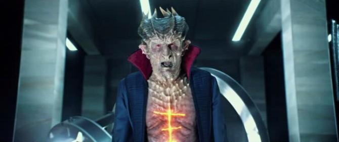 I Frankenstein Naberius Bill Nighy