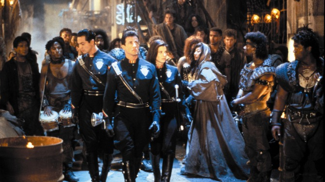 sewers in demolition man