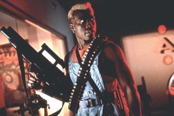 Wesley Snipes Simon Phoenix Demolition Man