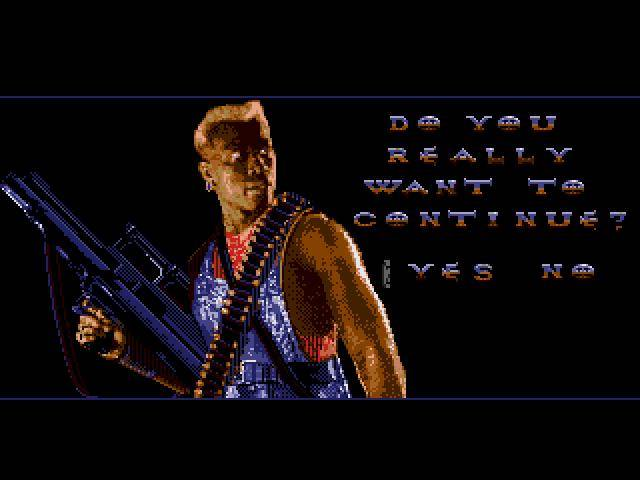 Demolition Man video game simon phoenix
