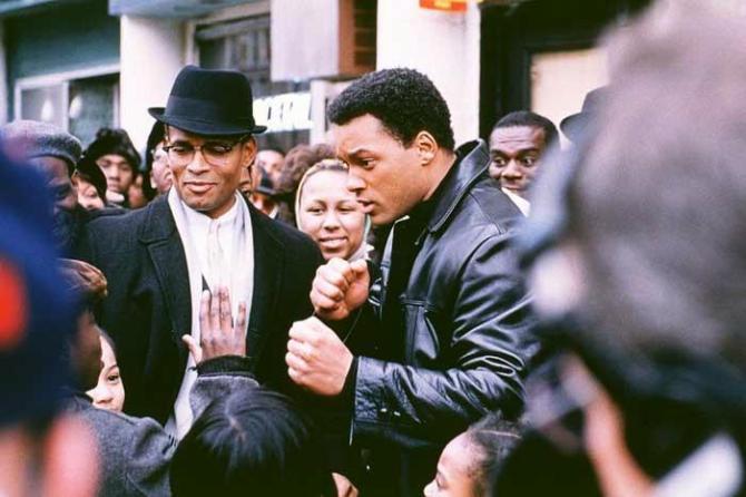 Ali Malcolm X Ali Film, Will Smith