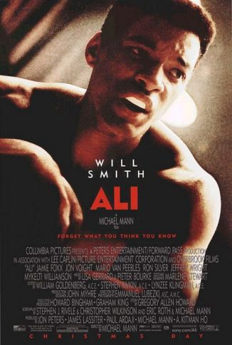 Ali film poster will smith