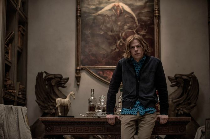 batman vs superman lex luthor jesse eisenberg