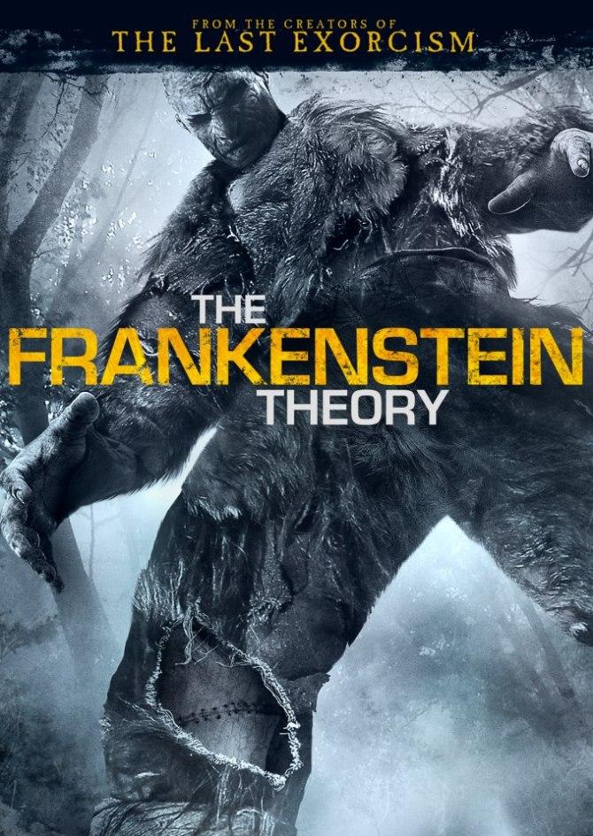 Frankenstein Theory movie poster