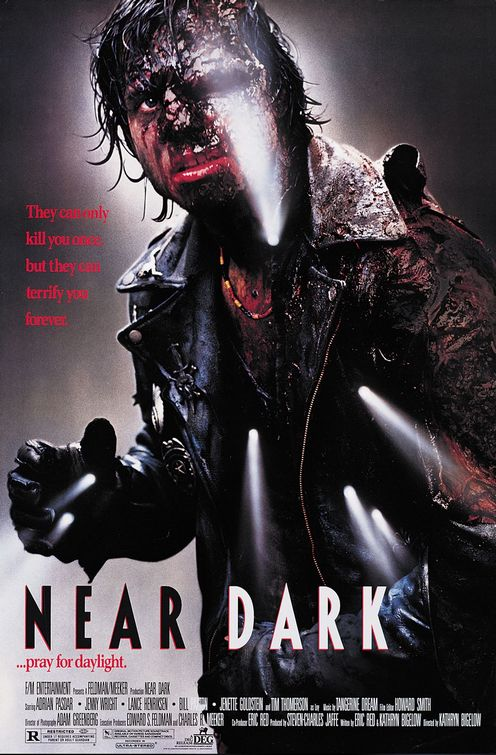 Near Dark Poster Bill Paxton