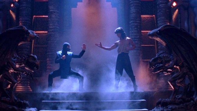 Mortal Kombat Lui Kang Subzero