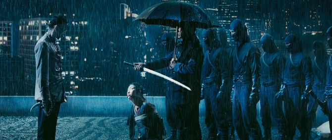ninja assassin rooftop sword mission