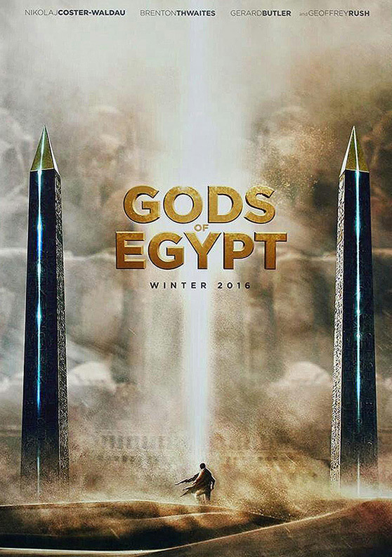 Gods of Egypt alternative poster