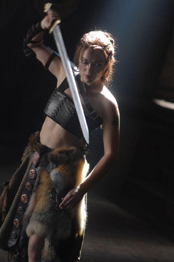 Outlander Sophia Myles Freya