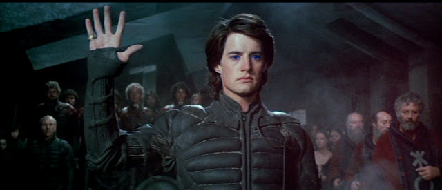 Dune Kyle MacLachlan Paul Atreides