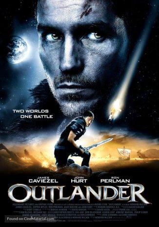 Outlander Movie Poster Sweden