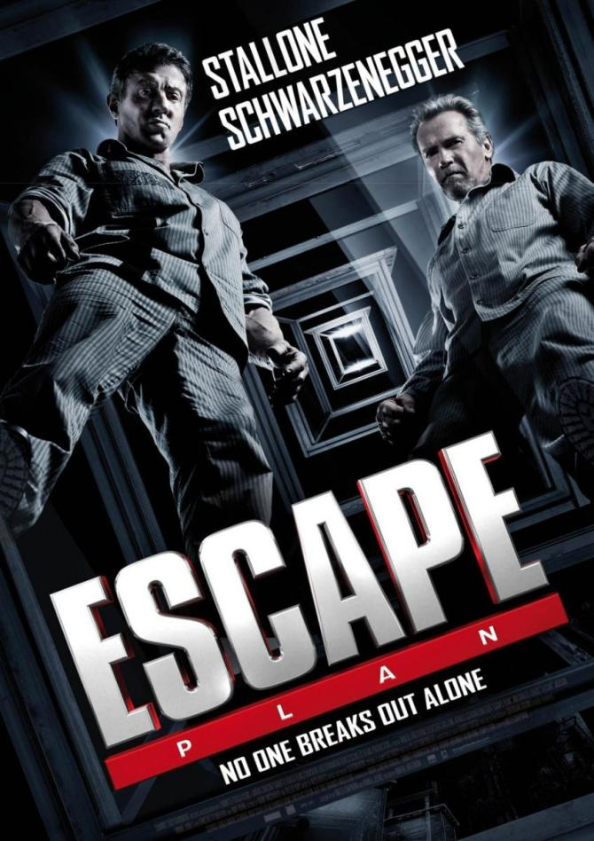 Escape Plan alternative poster