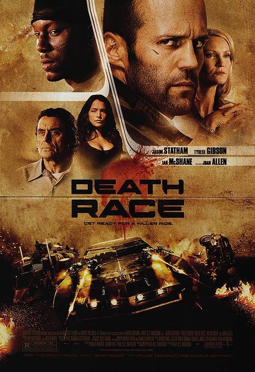 Death Race 2008 Poster