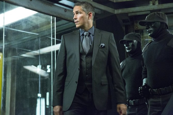 Escape Plan Jim Caviezel
