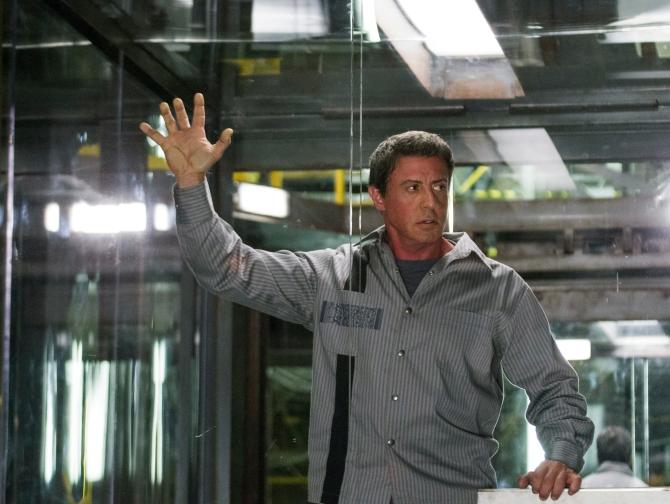 Escape Plan Sylvester Stallone