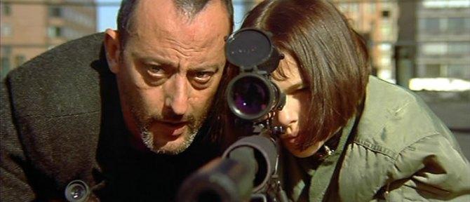 leon the professional sniper rifle